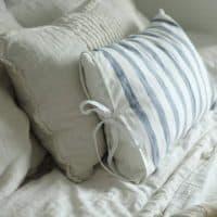 Super Simple DIY Pillows from IKEA Tea Towels