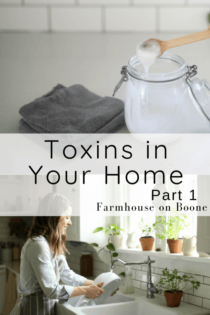 toxins in your home part 1