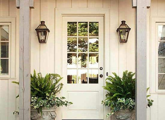 Curb Appeal Makeover With Lowe's- Before Pictures and Inspiration