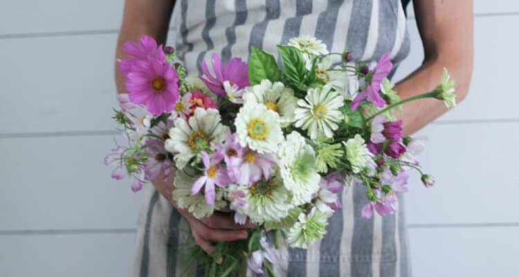 7 Tips for Growing a Cut Flower Garden and How to Make Beautiful Arrangements