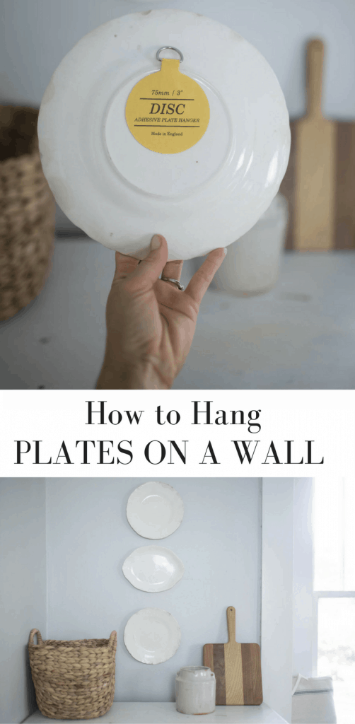 Learn How to Hang Plates on a Wall With This Simple Trick
