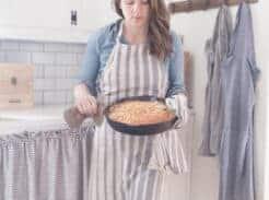 Healthy One Pot Meals Cast Iron Cooking Sourdough Skillet