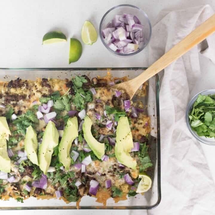 Quinoa Nachos