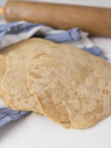 How to make sourdough tortillas