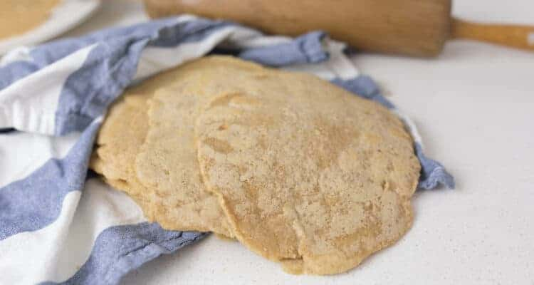 How to make sourdough tortillas