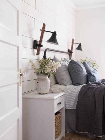 summer bedroom farmhouse bedroom decorating ideas