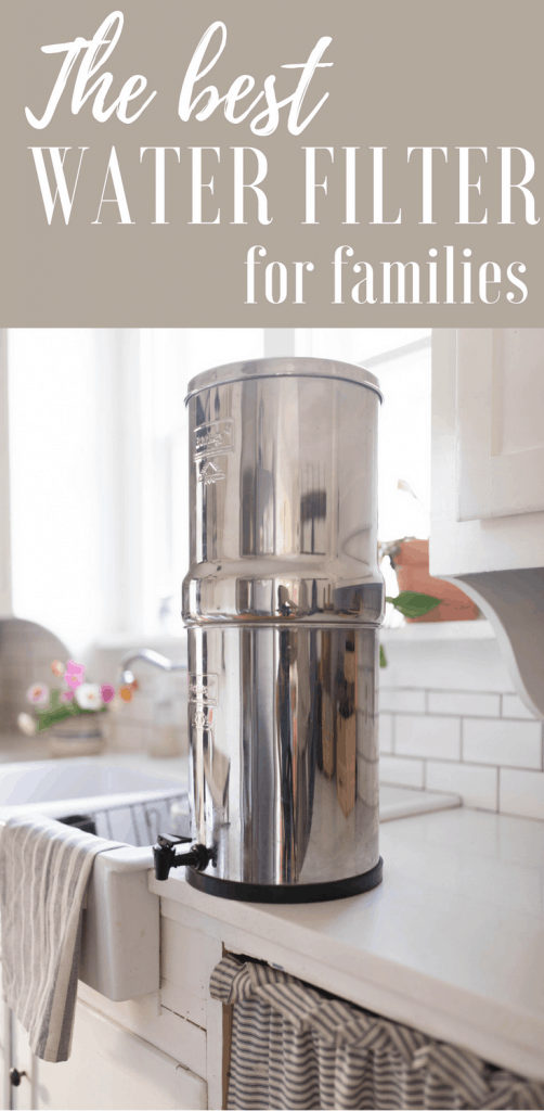 Berkey water filter review the best water filter for families