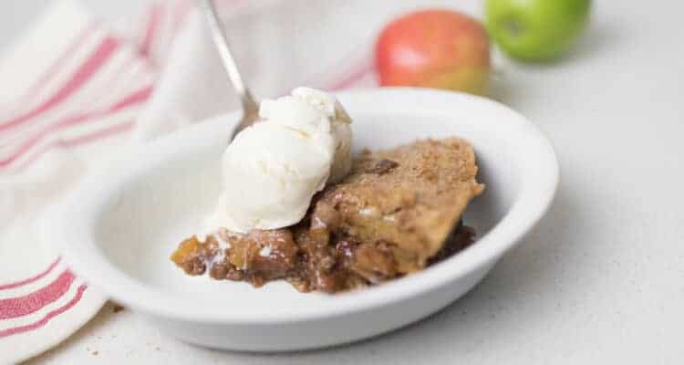 Healthy apple recipes cinnamon maple sourdough apple pie