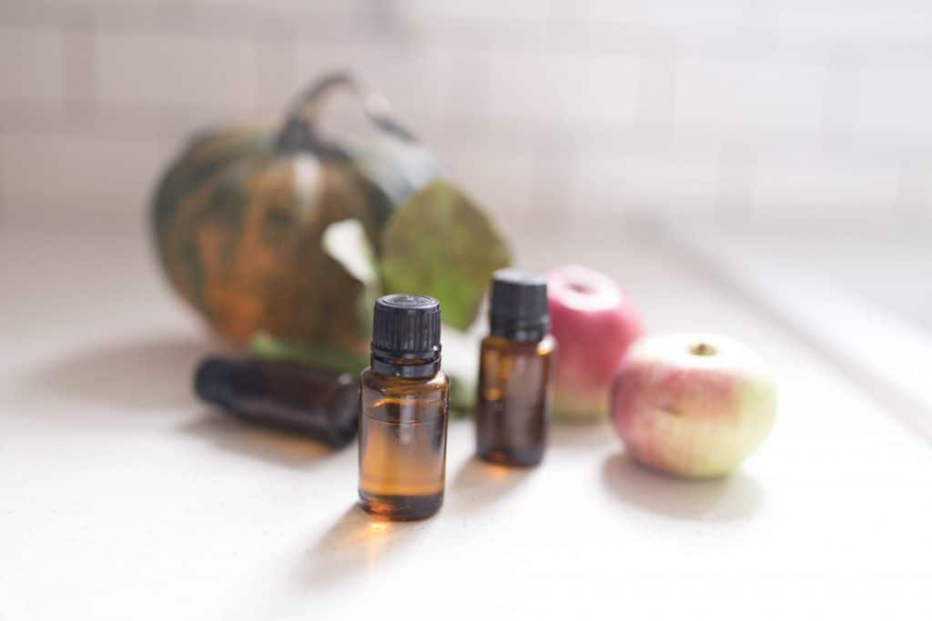 pumpkin spice diffuser blend for fall