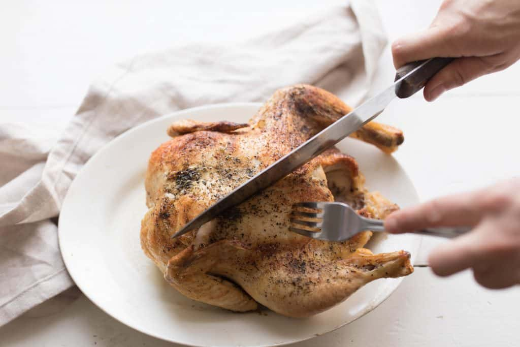 how to cook a whole chicken make a perfect roasted chicken simple meal ideas for family