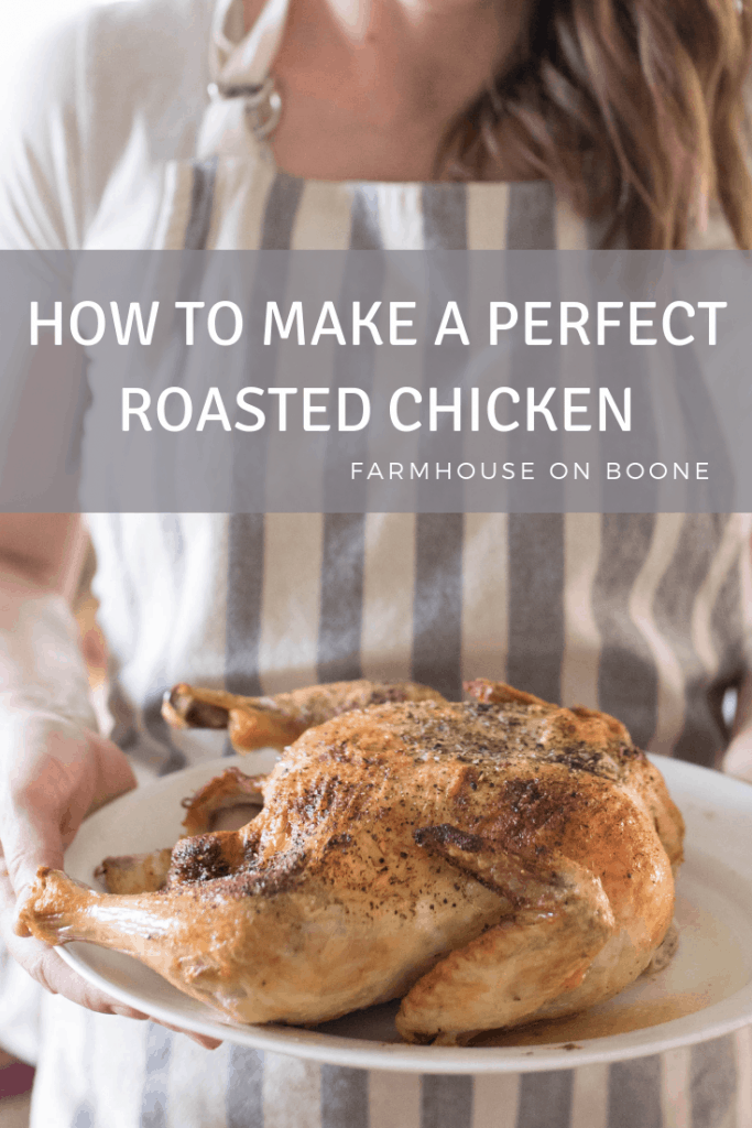 How to Make a Perfect Roasted Chicken from Scratch