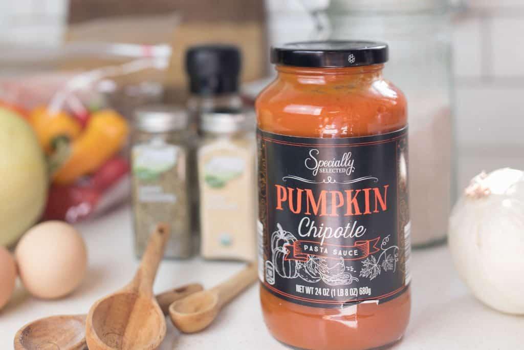 pumpkin chipotle spaghetti squash homemade meatballs