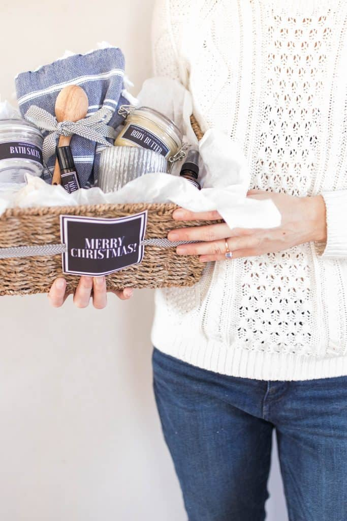 christmas gift basket ideas diy christmas gifts farmhouse on boone