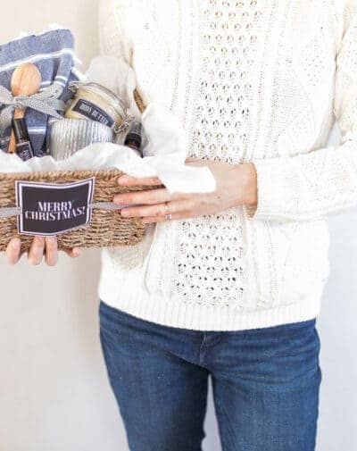 DIY Christmas gift ideas farmhouse on boone lifestyle blogger handmade christmas gifts