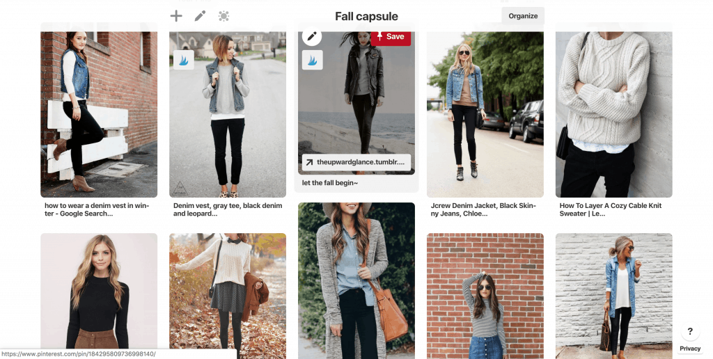 Fall capsule wardrobe ideas for moms