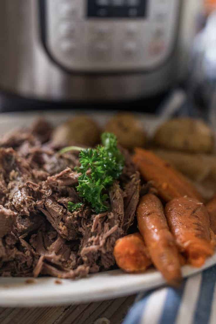 How to Cook a Roast in the Instant Pot