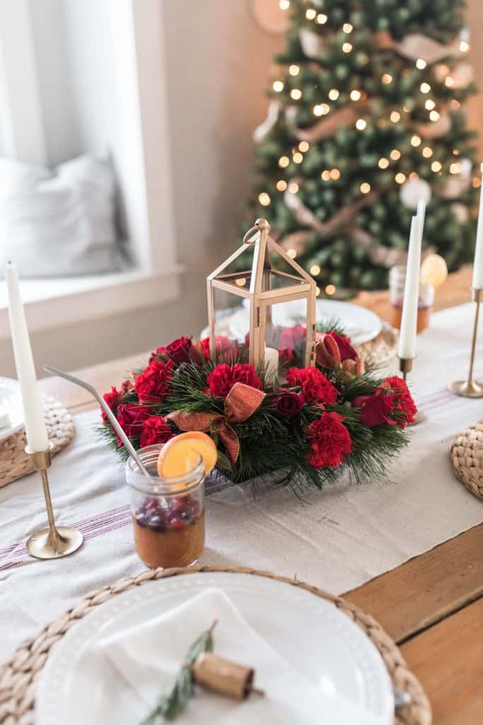 A Special Celebration for our Last Christmas in the Farmhouse with FTD Flowers