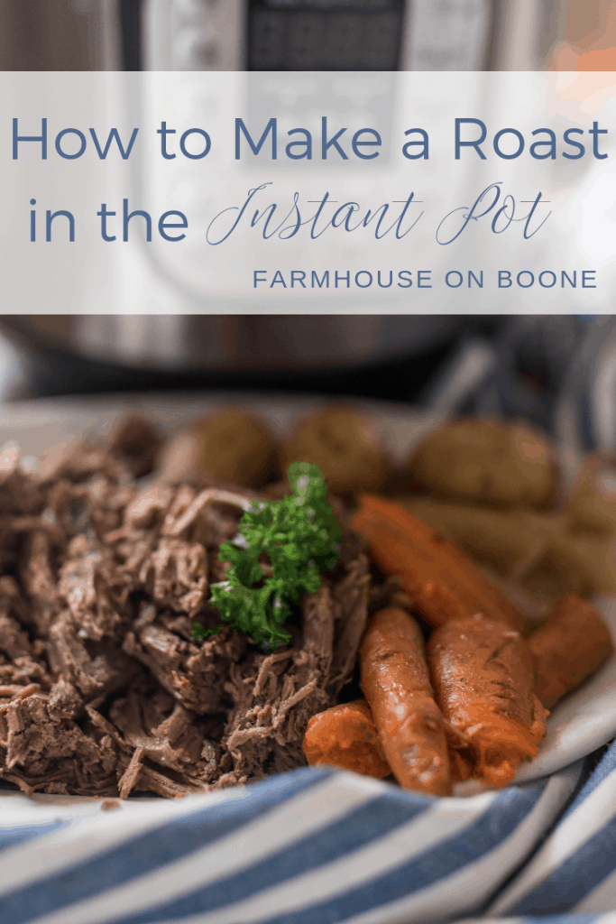 How to cook a roast in an instant pot how to make grass fed pot roast