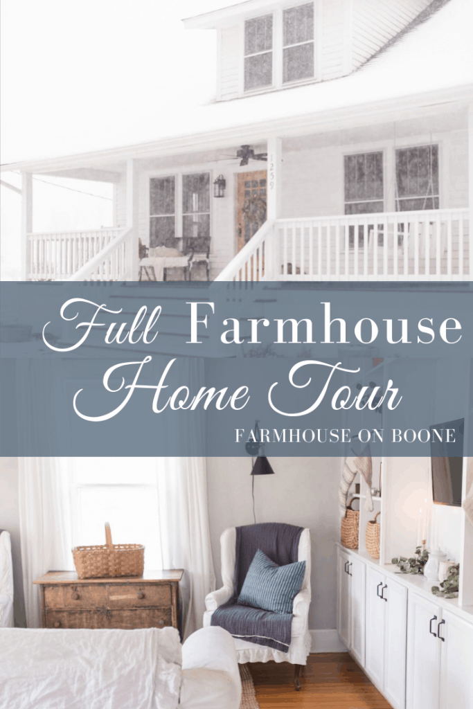 Full Farmhouse on Boone Home Tour