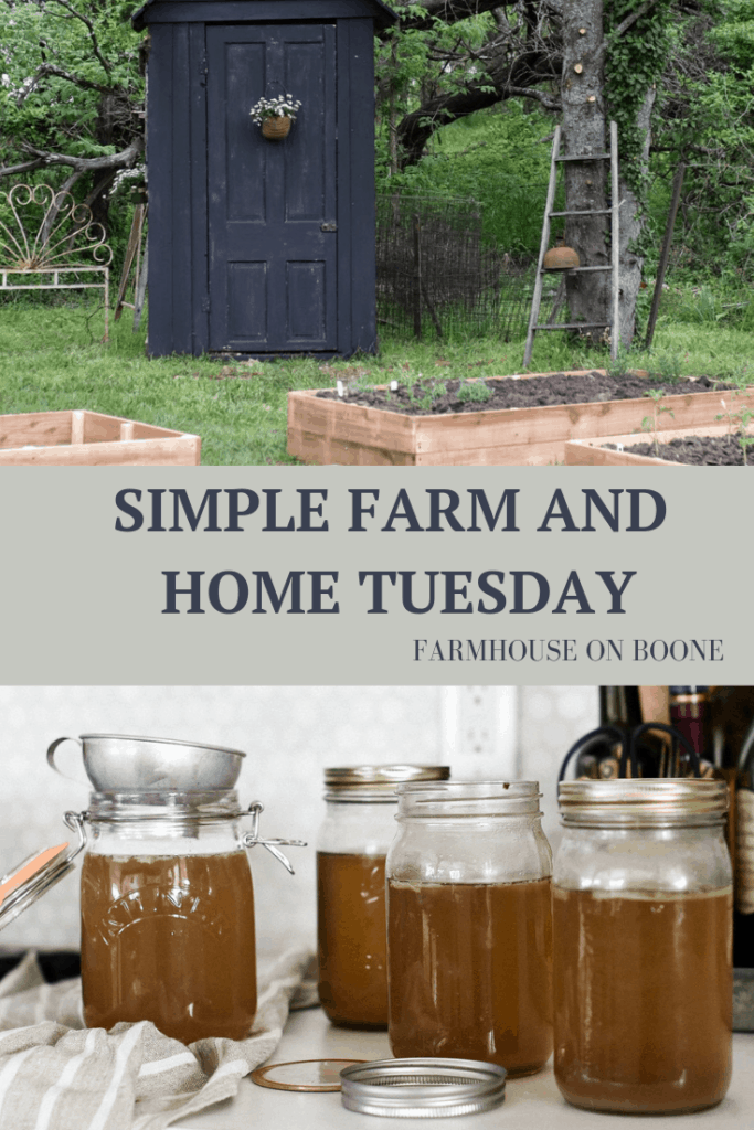 Simple Farm And Home Tuesday