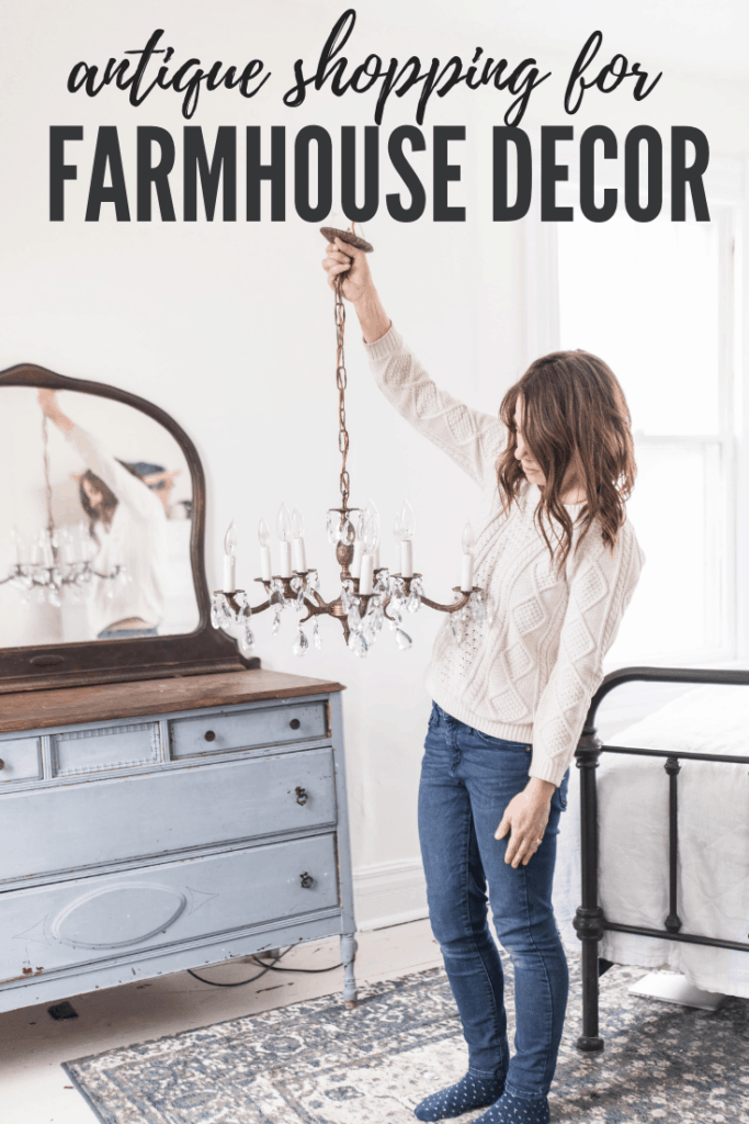 Antique Shopping for farmhouse decor How to find farmhouse decor #farmhousedecor #farmhousestyle