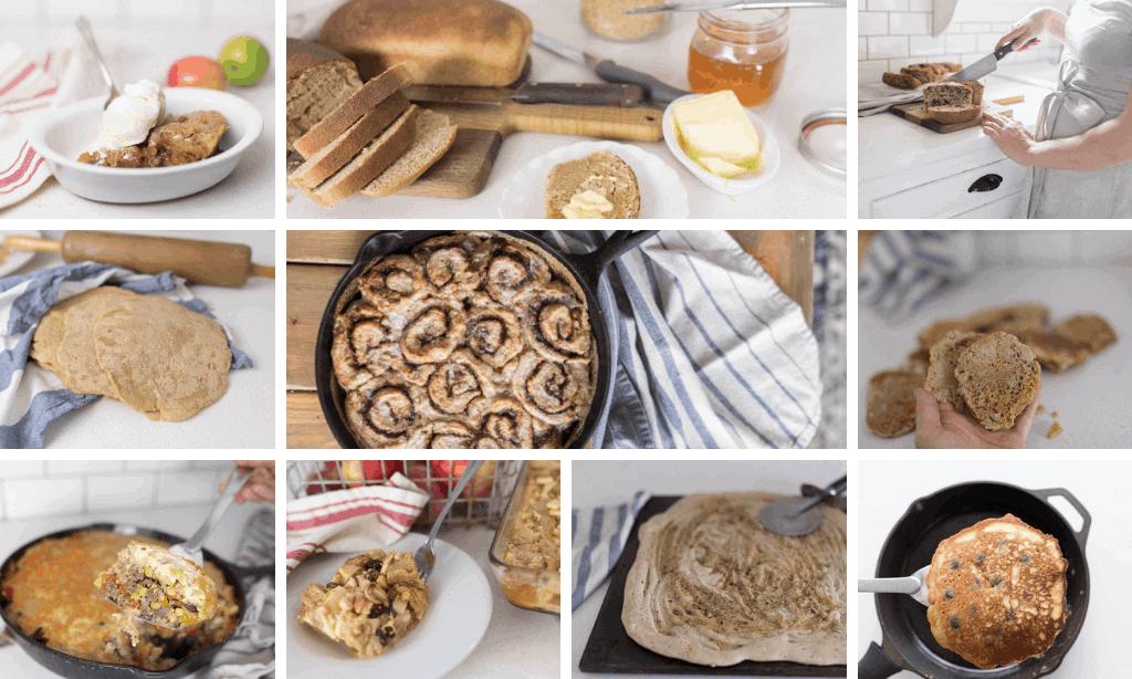 top ten sourdough recipes