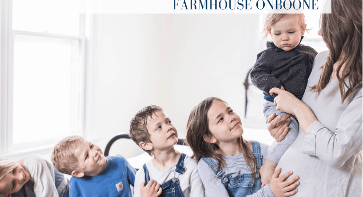 Baby #6 Is On The Way! - Farmhouse on Boone