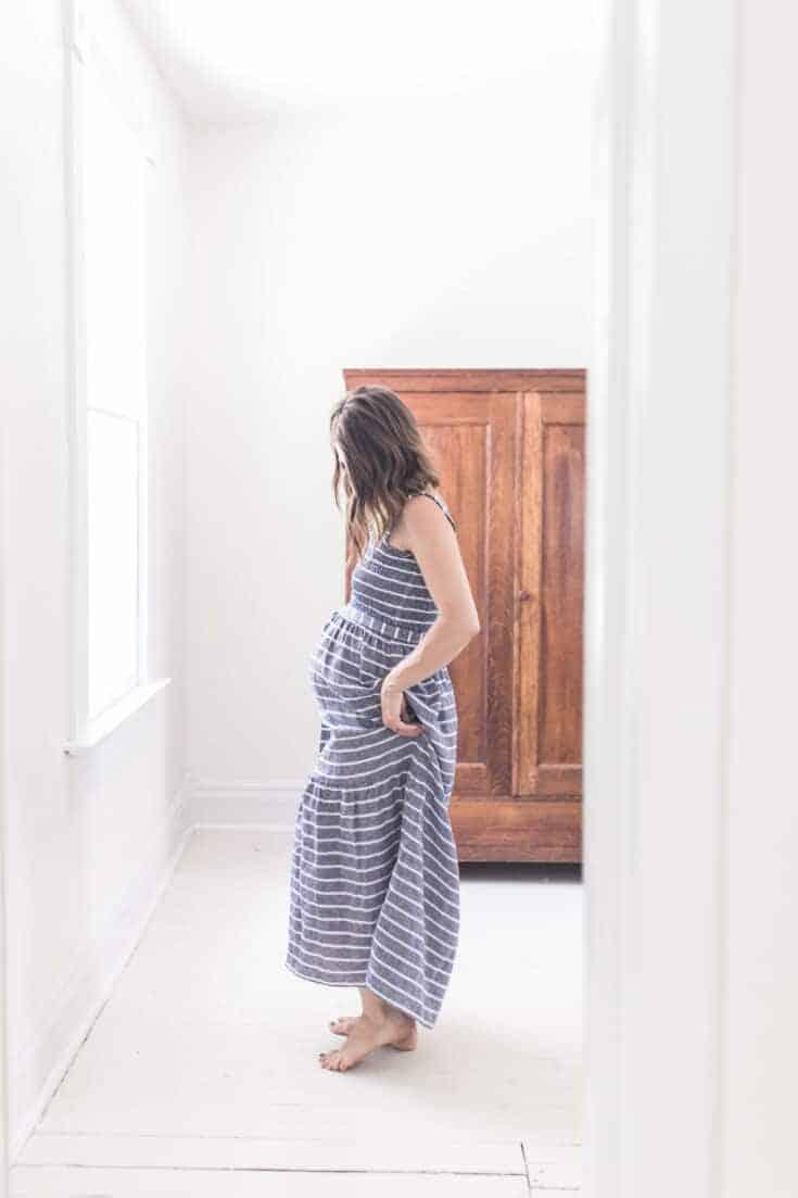 DIY Summer Dress - Shirred Dress Tutorial