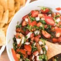 Lacto Fermented Salsa Recipe