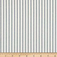 Magnolia Home Fashions Lake Berlin Ticking Stripe