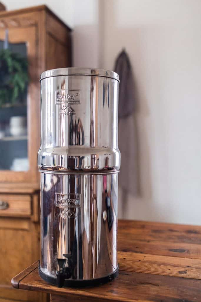 How to Clean a Berkey Water Filter