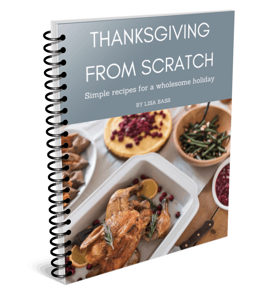 Thanksgiving from Scratch FREE Ebook