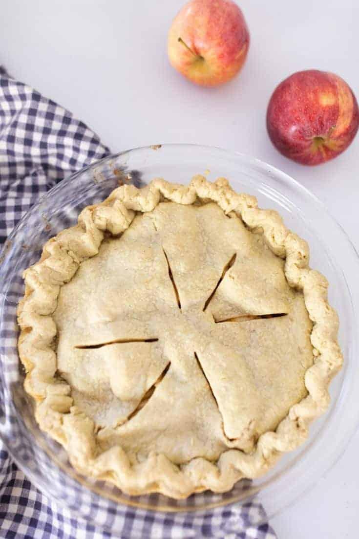 Apple Pie Recipe With Einkorn Crust