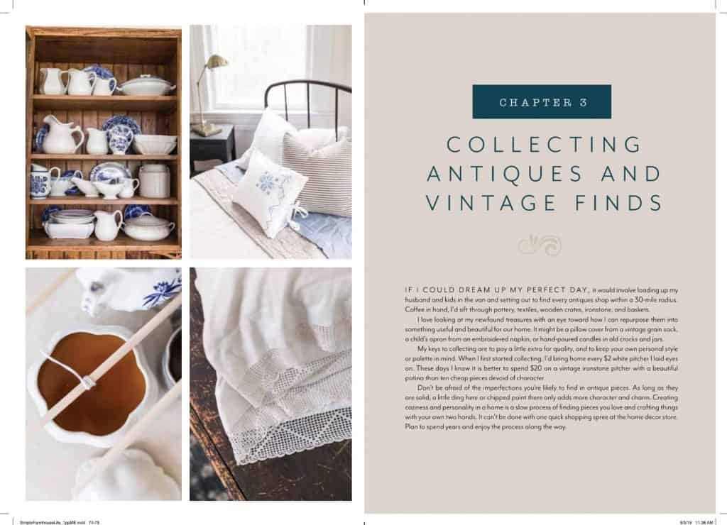 Chapter 3: Collecting Antiques and Vintage Finds