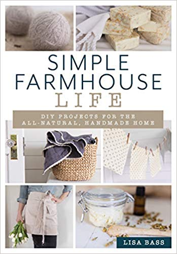 Simple Farmhouse Life Book Cover